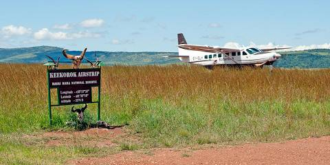 3-Day Masai Mara Flying Luxury Safari