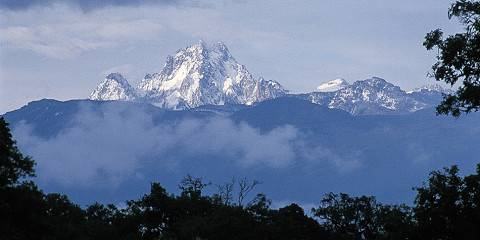 5-Day Climbing Mount Kenya Sirimon Chogoria Route