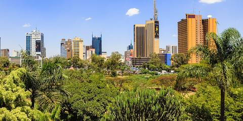 8-Day Splendors of Kenya by M2S