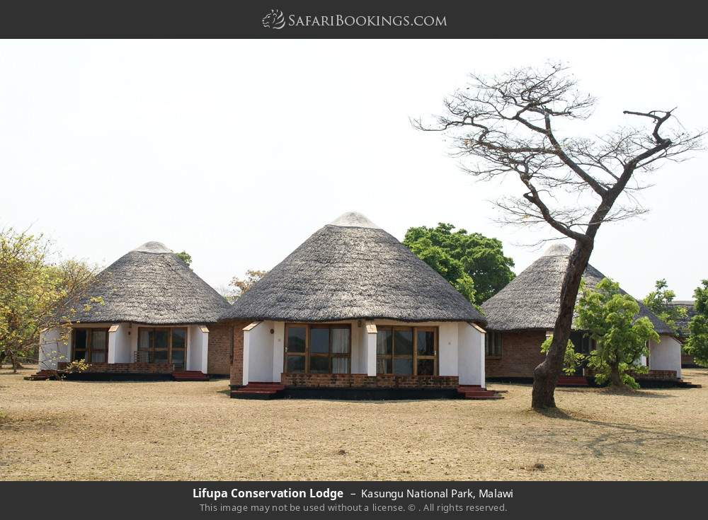 Lifupa Conservation Lodge in Kasungu National Park, Malawi