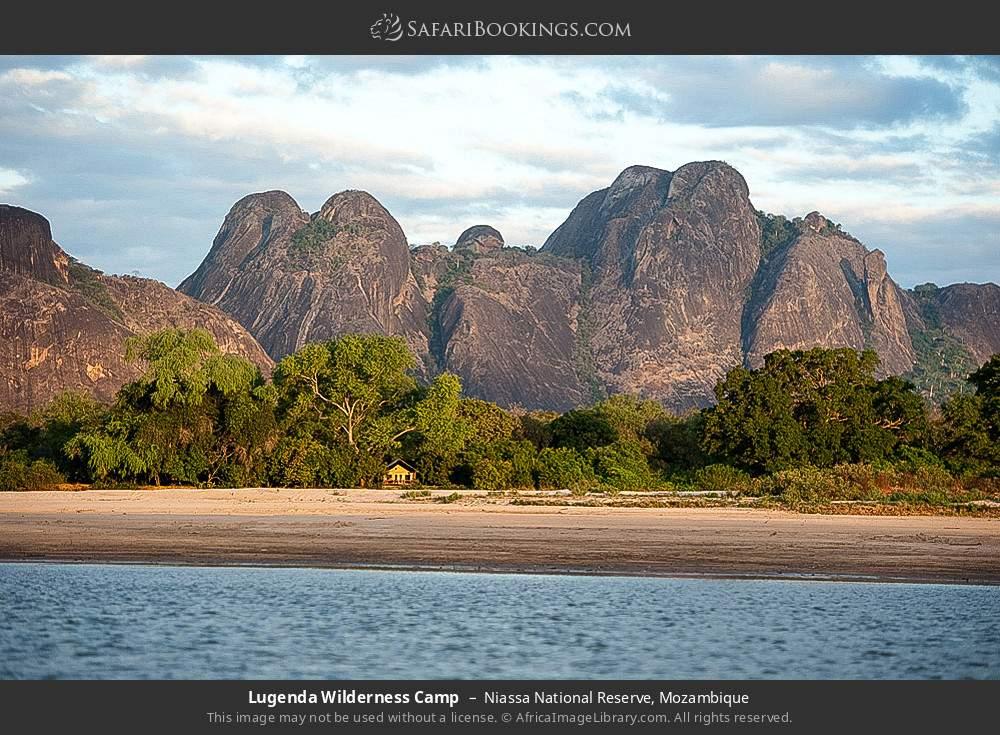 Lugenda Wilderness Camp in Niassa National Reserve, Mozambique