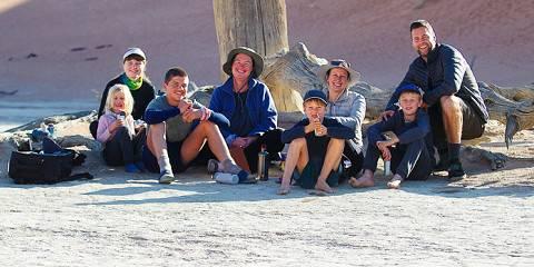 8-Day Family Fun Safari