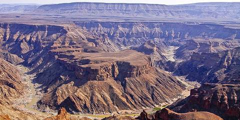 10-Day Cape to Fish River Canyon in Namibia (Private)