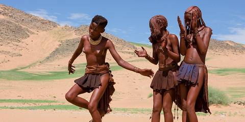 7-Day Northern Namibian Adventure