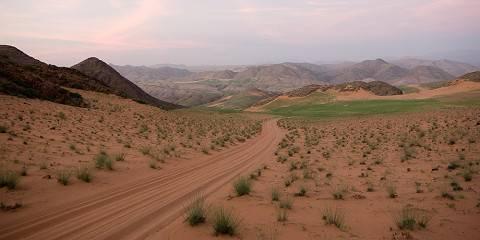 14-Day Namibia Mountain Bike Tour