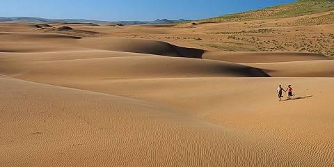 20-Day Self-Drive Safari Namibia