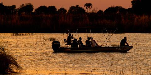 9-Day Botswana Luxury Tour