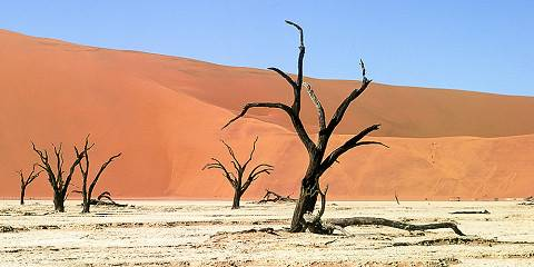 5-Day Affordable Sossusvlei Short Stay