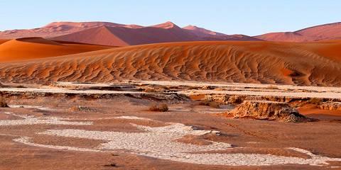 6-Day Namib Desert & Etosha Tour Shuttle to Go