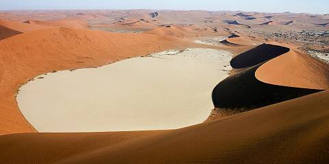 Namib Desert & Coast Accomodated Safari