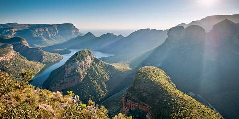 4-Day Kruger National Park & Panorama Route/Blyde Canyon