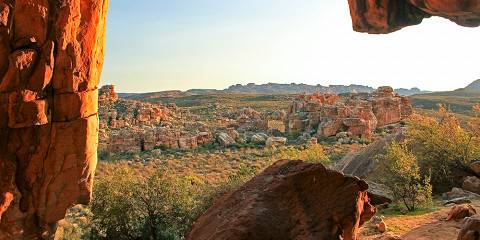 5-Day West Coast + Bushman Land & Cederberg Wilderness