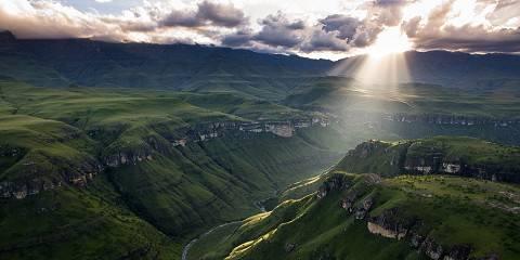 Safari, Beach Canyon Culture Cape Town & Swaziland