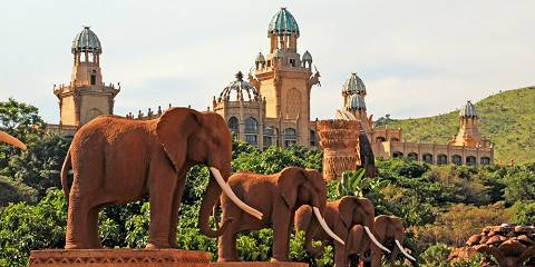 3-Day Sun City, Pilanesberg National Park & Pretoria