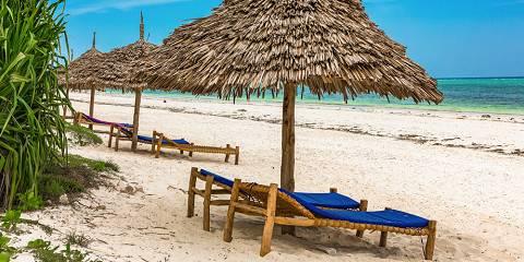 11-Day Nyerere, Ruaha National Park and Zanzibar- Luxury