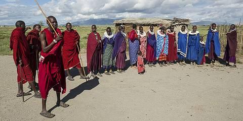 14-Day Machame Route & Safari Combination-Mid Range Tour