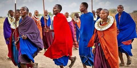 1-Day Maasai Mara Traditional Wedding