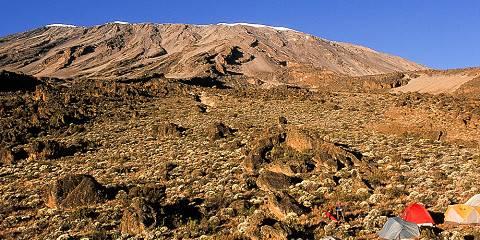 7-Day Kilimanjaro Rongai Route
