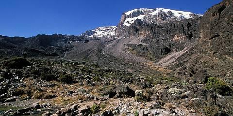 6-Day Climb Kilimanjaro Marangu Route