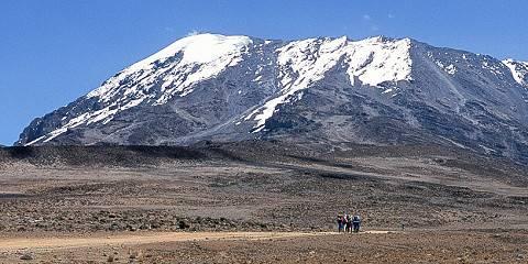 7-Day Kilimanjaro Treks via Machame Route