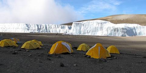 8-Day Kilimanjaro - Quest from the West Lemosho- Route
