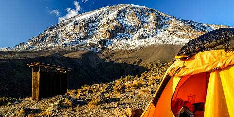 7-Day Kilimanjaro Rongai