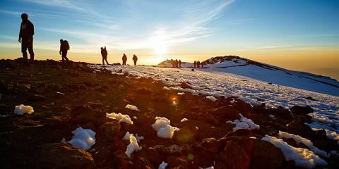 8-Day Mount Kilimanjaro Machame Route Trekking