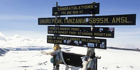 9-Day Kilimanjaro Climb - Machame Route - 7 Days on Trek