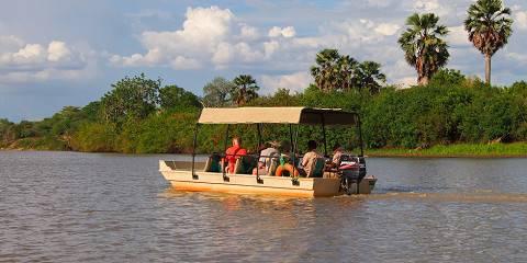 3-Day Selous Experience - Game Drive/Boat/Walking Safari