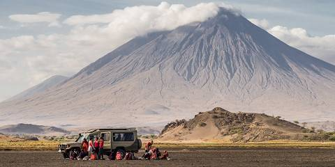 7-Day Maasai Bush-Land -Rift Valley Treks
