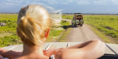 3-Day / 2 Nights Serengeti/ Ngorongoro CA Private Safari