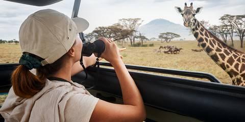 5-Day Unique Experience to Tarangire, Serengeti & Crater