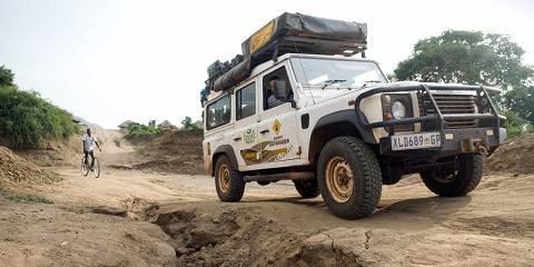 21-Day Uganda Wilderness Camping Safari