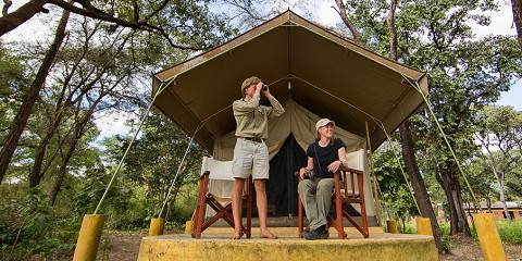 6-Day 5 Nights Holiday in Zambia - Midrange