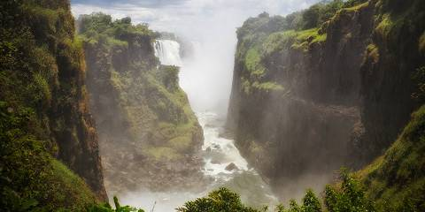 ½-Day Victoria Falls Tour - Geology, Nature and History