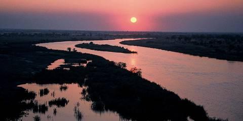½-Day Zambezi Sunset Cruise