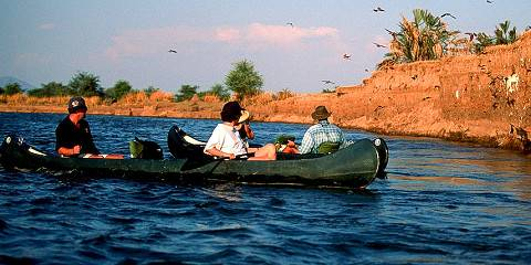 4-Day Mopane Canoe Safari - Mana Pools to Chewore