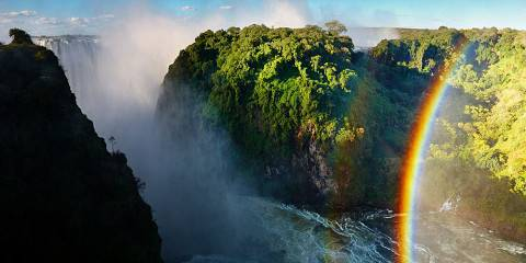 5-Day Livingstone and Chobe National Park Tour