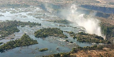 3-Day Victoria Falls Livingstone - Eco Escape