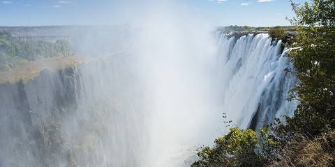 7-Day Victoria Falls Big 5 Safari