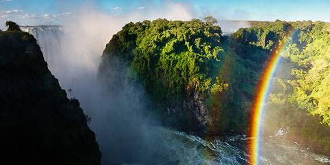5-Day Victoria Falls and Hwange National Park Package