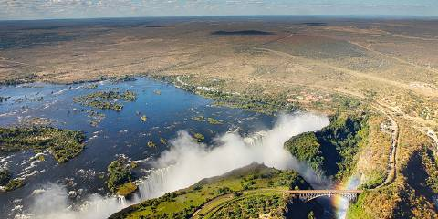 1-Day Highlights Around the Victoria Falls