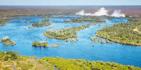 8-Day Hwange - Victoria Falls Classic Safari