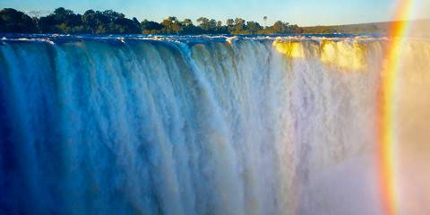 9-Day Botswana, Vic Falls & Zimbabwe -Guided, Self Drive