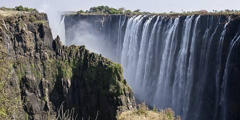 6-Day Zimbabwe Spectacular Private Safari