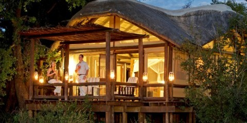 7-Day Romantic Botswana's Chobe & Delta