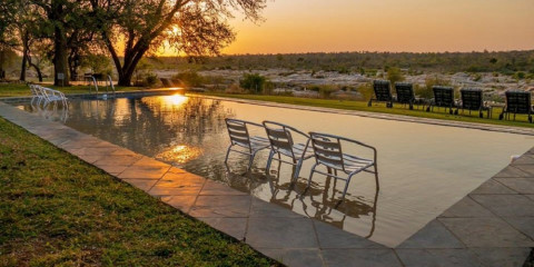 4-Day Kruger Park Mjejane River Lodge