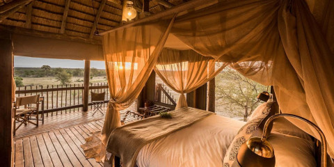 4-Day Nthambo Tree Camp -Greater Kruger