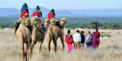 9-Day Kenyan Communities and Wildlife Safari