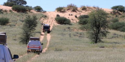 5-Day Kalahari 4x4 Eco-Trail